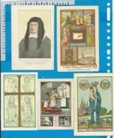 Holycard    Lot   5 Pieces - Devotion Images