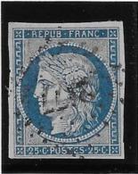 France N°4 - Oblitéré - B - 1849-1850 Ceres