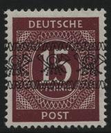 Bizone 1948 - Mi-Nr. 57 I ** - MNH - Band - BPP-Signatur - Bizone