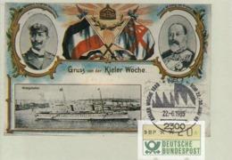 Nave Ship - Gruss Von Der Kieler Woche - Traghetti