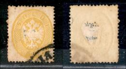 Antichi Stati Italiani - Lombardo Veneto - 1863 - 2 Soldi (36) Usato (300) - Stamps