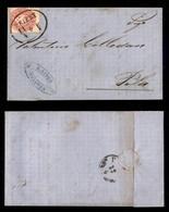 Antichi Stati Italiani - Territori Italiani D'Austria - 5 Kreuzer (29) Con Dentellatura Orizzontale Spostata In Basso -  - Francobolli