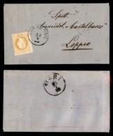 Antichi Stati Italiani - Territori Italiani D'Austria - Riva In Tirol - 2 Kreuzer (32) Isolato Su Circolare Per Mori Del - Francobolli