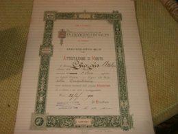 DUE DIPLOMI ATTESTAZIONE DI MERITO 1922 ORATORIO SAN FRANCESCO DI SALES - Diplomi E Pagelle