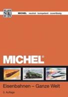 Michel Catalogues Trains & Railroads 2015 On DVD - Eisenbahnen