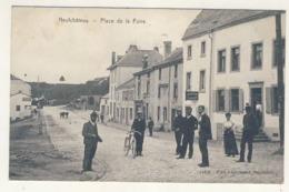 CPA NEUFCHATEAU Place De La Foire 1909 - Neufchateau