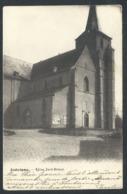 +++ CPA - JODOIGNE - Eglise Saint Medard   // - Jodoigne