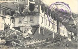 47- Cachet Hôpital N°103 Bis De Monclar D'Agenais Sur CP En 1915- Beau Cachet Crenelé - Très Rare - Marcophilie (Lettres)