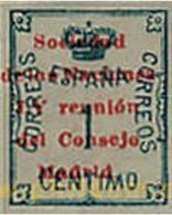 Ref. 210498 * HINGED * - SPAIN. 1929. LEGUE OF NATIONS. 55th COUNCIL ASSEMBLY IN MADRID . SOCIEDAD DE NACIONES. 55 REUNI - Nuovi