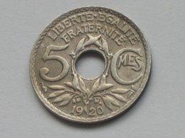 5 Centimes Lindauer 1920 - Petit Module - **** EN ACHAT IMMEDIAT **** - France