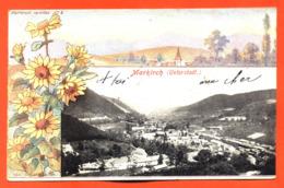 "CPA 67 Markirch - Sainte Marie Aux Mines "" Unterstadt - Panorama "" Carte Precurseur 1901 - Sainte-Marie-aux-Mines"