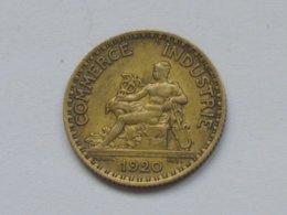1 Franc  1920 Chambre De Commerce **** EN ACHAT IMMEDIAT **** - France