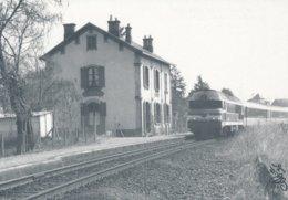 Lempdes (63 - France) Passage Du Paris / Beziers Devant L'ancienne Gare - Lempdes