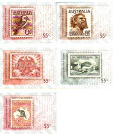 Ref. 232571 * MNH * - AUSTRALIA. 2009. BICENTENARY OF AUSTRALIAN POSTAL SERVICES . BICENTENARIO DE LOS SERVICIOS POSTALE - 2000-09 Elizabeth II