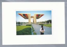 KP.- SEOEL KOREA. WORLD PEACE GATE, ENTRANCE TO SEOEL OLYMPIC PARK - Plaatsen