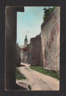 CPSM Pf . Dépt.54. BACCARAT . Vieille Rue Et Clocher De Deneuvre . - Baccarat