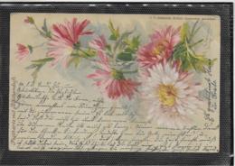 AK 0346  Blumengruss - Verlag Schmidt Um 1904 - Blumen
