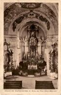 Inneres Der Wallfahrtskirche St. Anna Bei Plan (West-Böhmen) * 27. 7. 1926 - Tschechische Republik