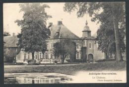 +++ CPA - JODOIGNE - SOUVERAINE - Le Château   // - Jodoigne