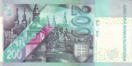 SLOVAKIA P. 41 200 K 2002 UNC - Slowakije