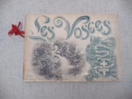 LES VOGES épinal Saint Dié Géramer Remiremont Plombières ( Synbole Croix De Lorraine éditeur A D WEICK - Lorraine - Vosges
