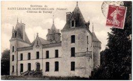 86 SAINT-LEGER-de-MONTBRILLAIS - Chateau De Ternay - Frankrijk