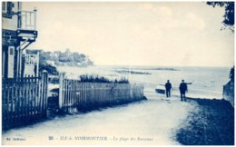 85 ILE De NOIRMOUTIER - La Plage Des Souzeaux - Noirmoutier
