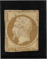 France N°9 - Oblitéré - B - 1852 Louis-Napoléon