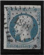 France N°10 - Oblitéré - B - 1852 Luis-Napoléon