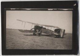 Photo Originale Avion à Identifier IX Bre N° 490 - Aviazione