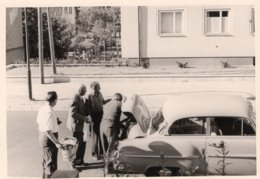 Opel Rekord - Coches