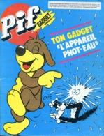 Pif Gadget Spécial (ref: Export M) D'octobre 1979 - Rahan - Fanfan La Tulipe - - Pif Gadget