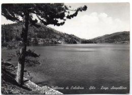 Bellezze Di Calabria - Sila - Lago Ampollino - Italy