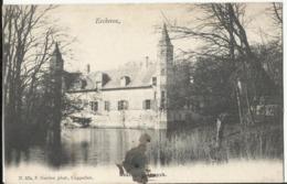 Ekeren - EECKEREN - Château Veldwyck (Uitg Hoelen Nr N. 552) 1903 - Antwerpen