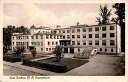 Bad Darkau (0.-S.) - Sanatorium (17621) - Tschechische Republik