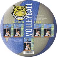 Belg.2015  Vrouwenvolleybal  4559** EK In België En Nederland / Volley-Ball Féminin Championnat D'Europe - Belgium