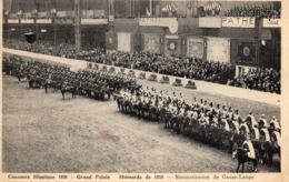 1936 Grand Palais - Concours Hippique - Hussards 1858 - Reconstitution De Gauze-Lange - Arrondissement: 08