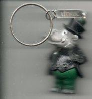 Sleutelhanger Nijlpaard  Hippocampe  Porte Clef Porte Cle Keyholder UNOX  Schlusserhanger Reclame Publiciteit Publicity - Porte-clefs