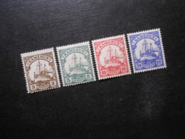 D.R.Mi 20**MNH/ 21 Ll/ 22b/ 23 Ll C*MLH - Deutsche Kolonien ( Kamerun ) 1905 - Mi 9,80 € - Colonie: Cameroun