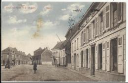 Zwijndrecht - Waes - Dorp 1914 - Zwijndrecht