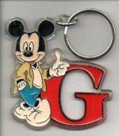 Micky Walt Disney Sleutelhanger   Porte Clef Porte Cle  Keyholder Schusselhanger - Porte-clefs