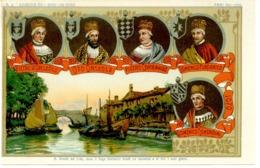V 10225 Venezia Ed I Suoi 120 DOGI  - N. 6 San Nicolò Del Lido - Venezia (Venice)