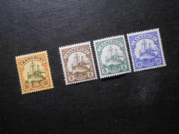 D.R.Mi 11/ 20/ 21 L/ 23 Ll C*MLH - Deutsche Kolonien ( Kamerun ) 1900/1905 - Mi 8,00 € - Colony: Cameroun