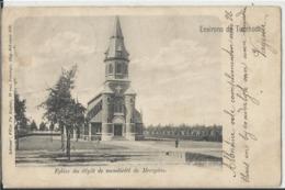 Environs De Turnhout - Eglise Du Dépôt De Mendicité De Mexplas (Merksplas) 1901 - Merksplas
