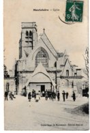 Oise MONTATAIRE L'église (belle Animation) - Montataire