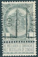 1900 - HV291A (*) Gand - Met Varieteit V2 ZONDAS - Precancels