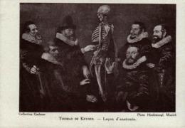 Thomas De KEYSER - Leçon D'Anatomie - Health