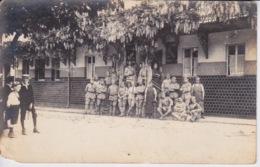 MILITARIA -  PHOTOGRAPHIE MILITAIRE DU 77° REGIMENT INFANTERIE - Regimientos