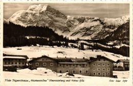 CPA AK OBERSALZBERG Kath. Jugendheim Buchenhöhe GERMANY (970411) - Berchtesgaden