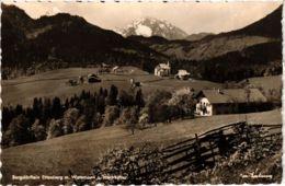 CPA AK Bergdörflein ETTENBERG GERMANY (970430) - Berchtesgaden